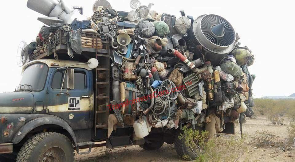 TFW2005 Transformers 5 The Last Knight Dump Truck Autobot 1