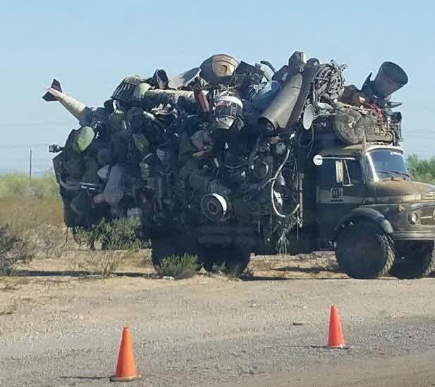 TFW2005 Transformers 5 The Last Knight Dump Truck Autobot 2