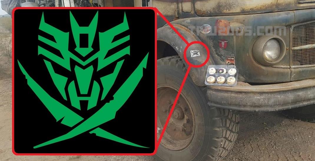 TFW2005 Transformers 5 The Last Knight Dump Truck Autobot Star Seeker