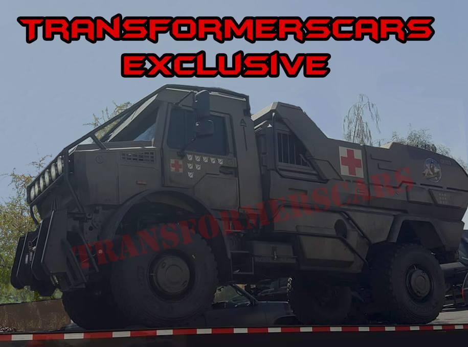 Transformers 5 Hound