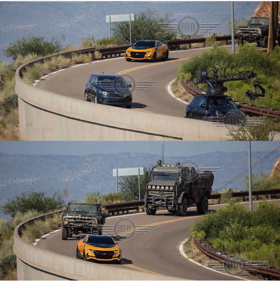 Transformers 5 Set Photos 1