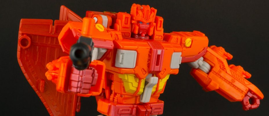 Titans Return Sentinel Prime In-Hand Gallery