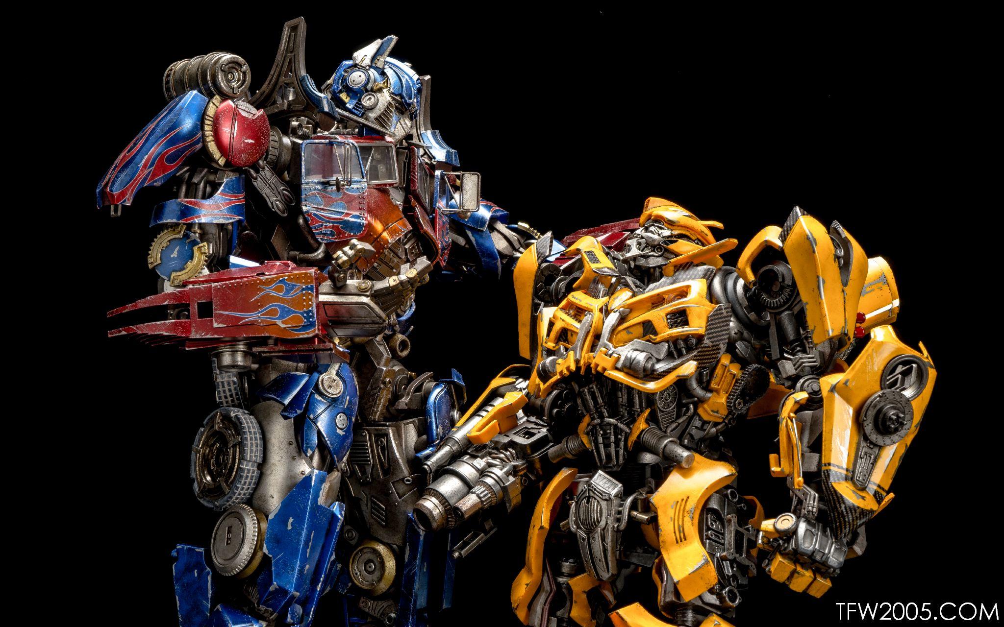 3A Optimus Prime 101