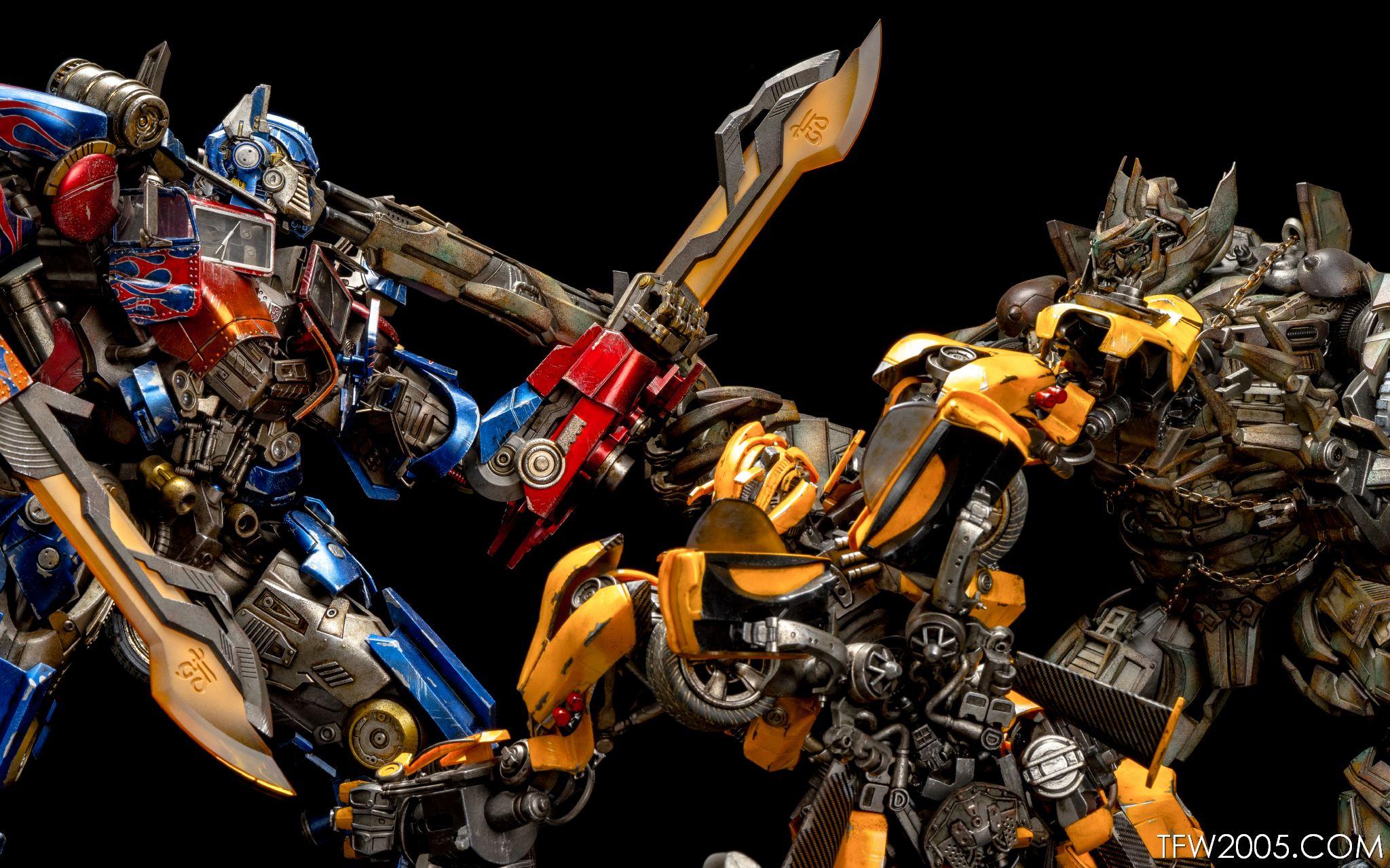 3A Optimus Prime 109