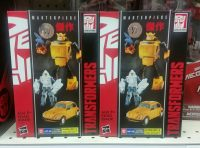 Masterpiece Bumblebee out in the US