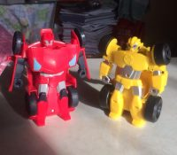 Rescue Bots Hero Racers 6