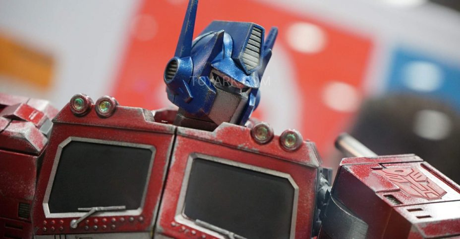 SDCC 2016 3A Optimus 14