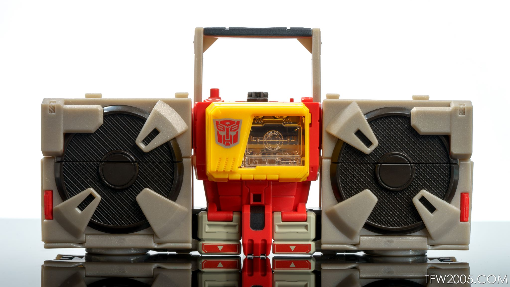 Titans Return Blaster 36