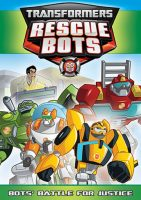 Transformers Rescue Bots DVD