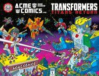 Transformers TitansReturn AcmeComics