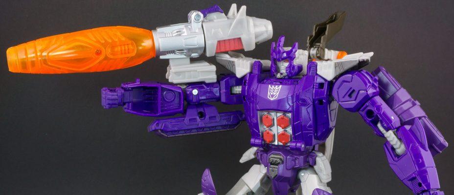 Titans Return Galvatron In-Hand Gallery