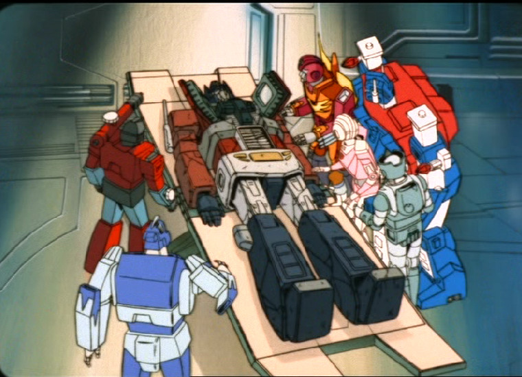 Death of Optimus Prime