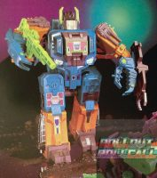 Scorponok G1 Alternate Color