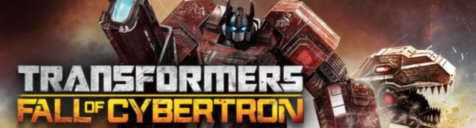 Transformers Fall of Cybertron Playstation 4 Xbox One