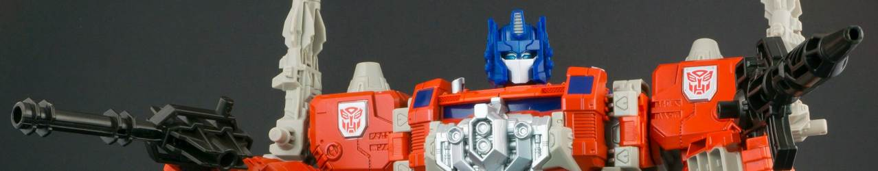 101 Powermaster Optimus Prime Robot