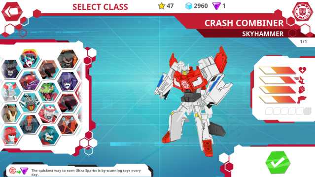 Transformers Robots In Disguise Mobile Game Update