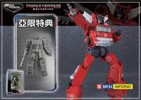 Asia exclusive die cast Optimus Prime figurine