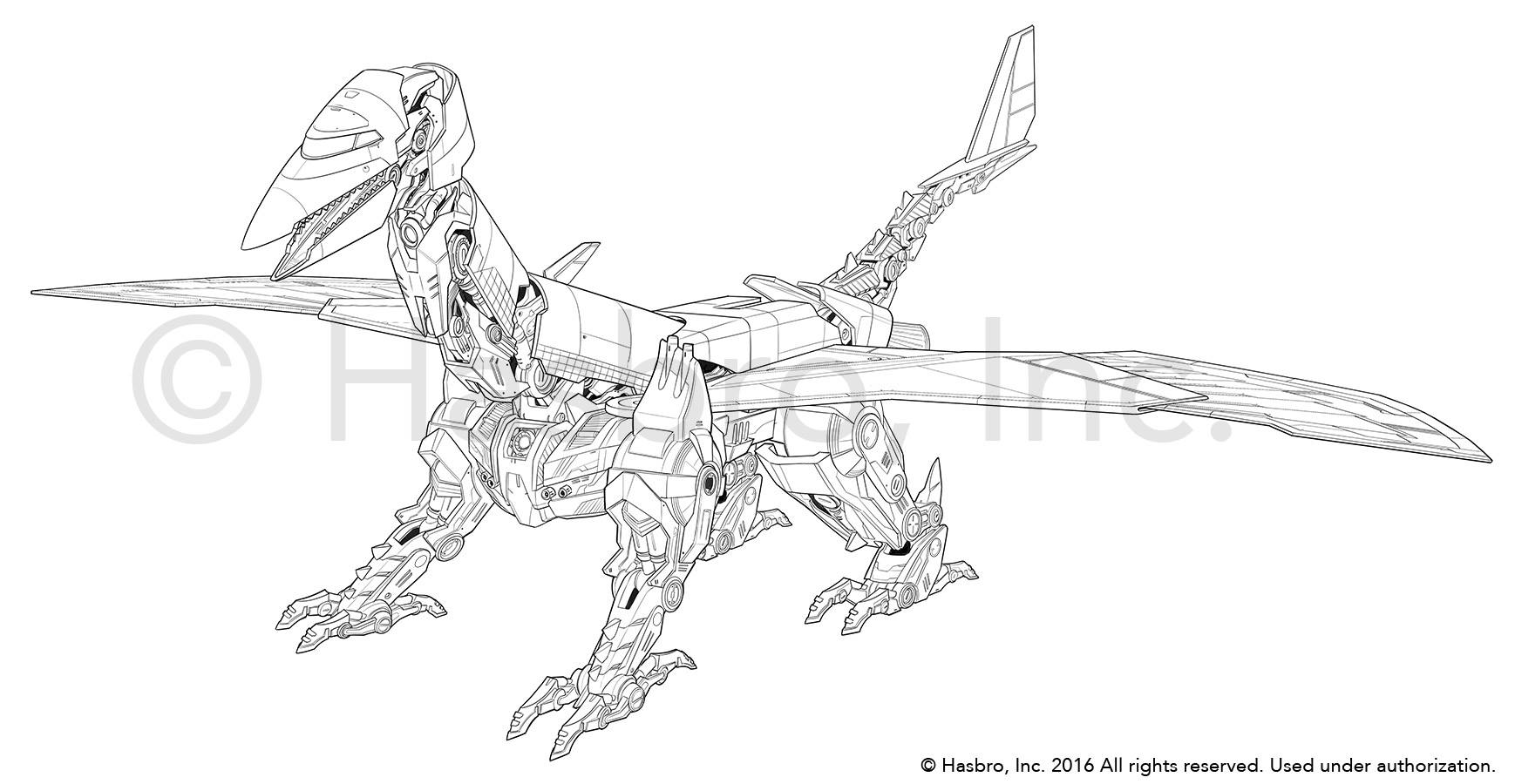 Images Of Transformer Alpha And Omga Coloring Pages