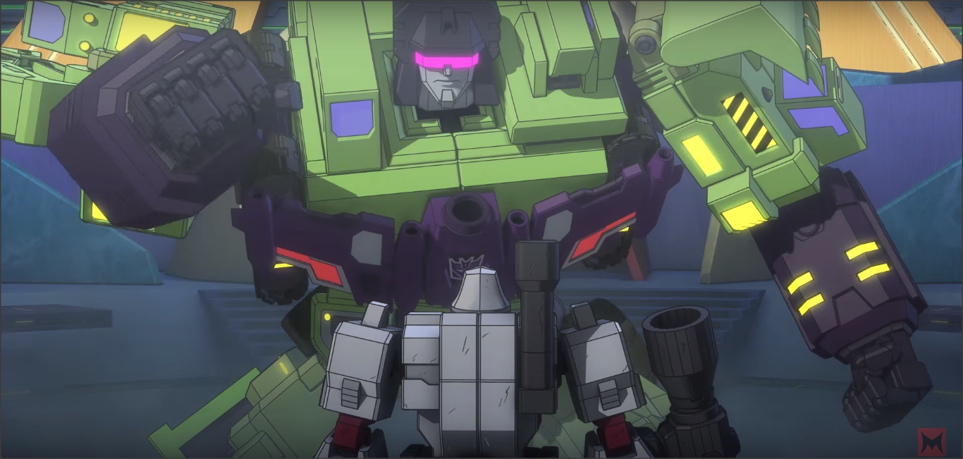 machinima transformers combiner wars episode 6 now available