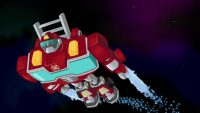 Rescue Bots Heatwave in Space