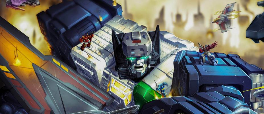 Machinima announces Titans Return and Power of the Primes series