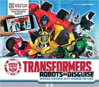 Transformers Robots In Disguise Augmented Reality