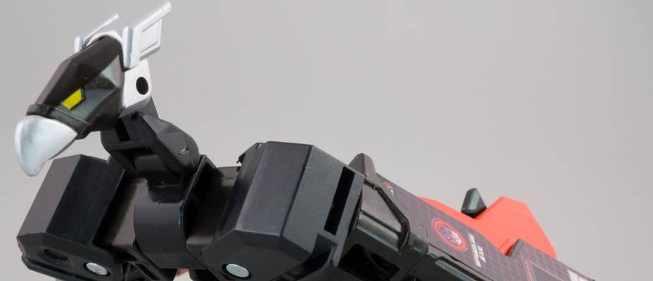 Titans Return Laserbeak Photoshoot
