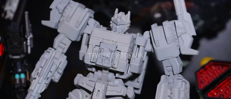 TFcon Chicago 3rd Party Transformers Case Images Round Four