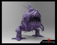 IMAGINARIUM ARTS SHARKTICON 02