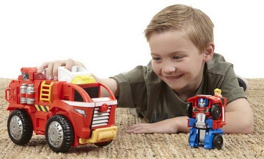 Kids Transformers Reswcue Bots 1