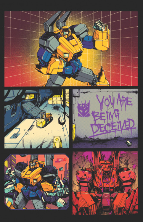 Image - ABTRANSFORMERS ISSUE 1 PAGE 6.jpg   Angry Birds Wiki ...