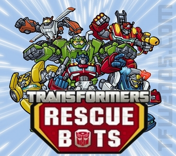 Original Concept Art Transformers Rescue Bots 1