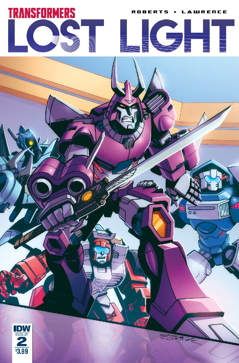 Lost Light Issue 2 Ibooks Preview Transformers News