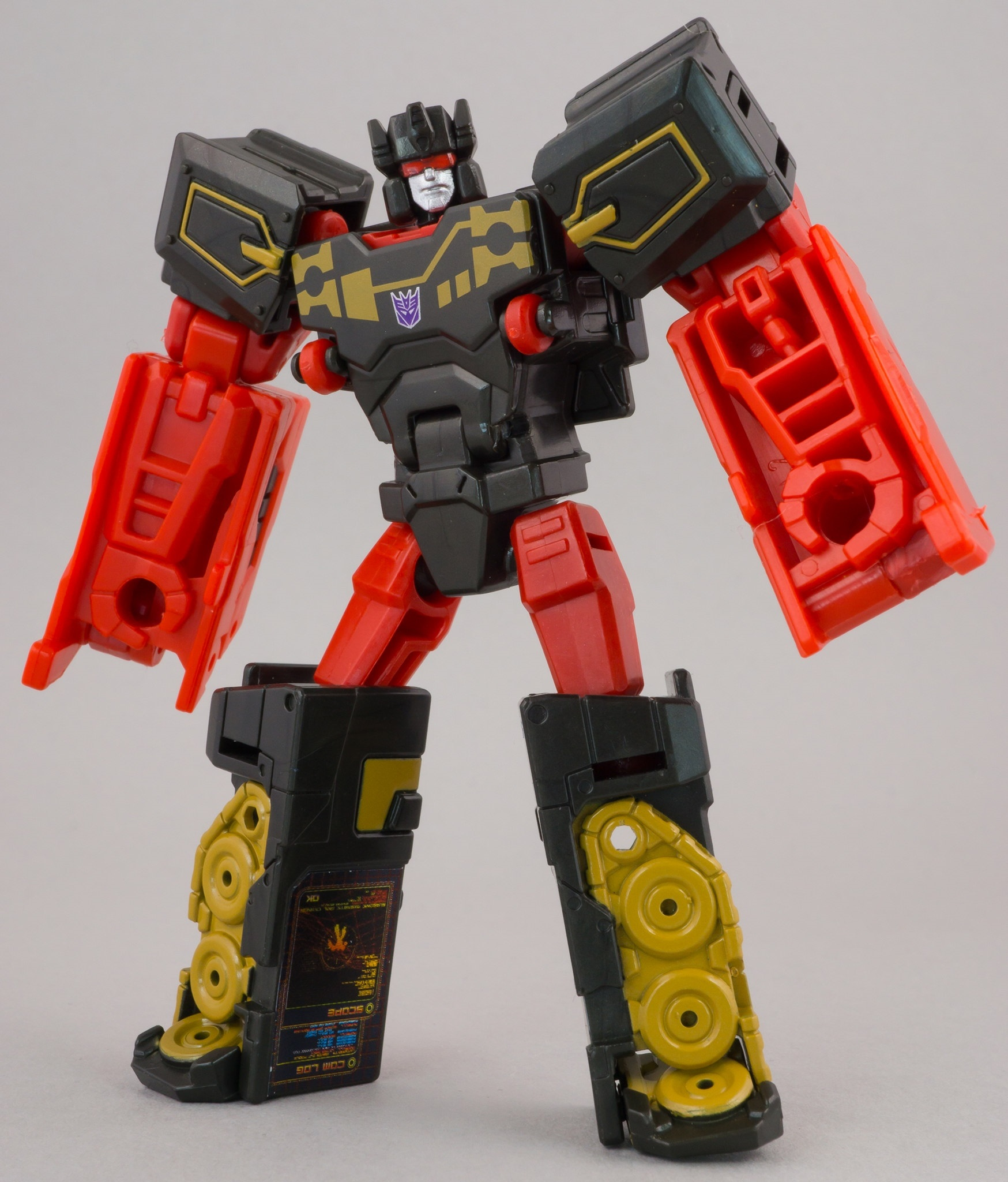 titans return rumble photoshoot transformers news tfw2005