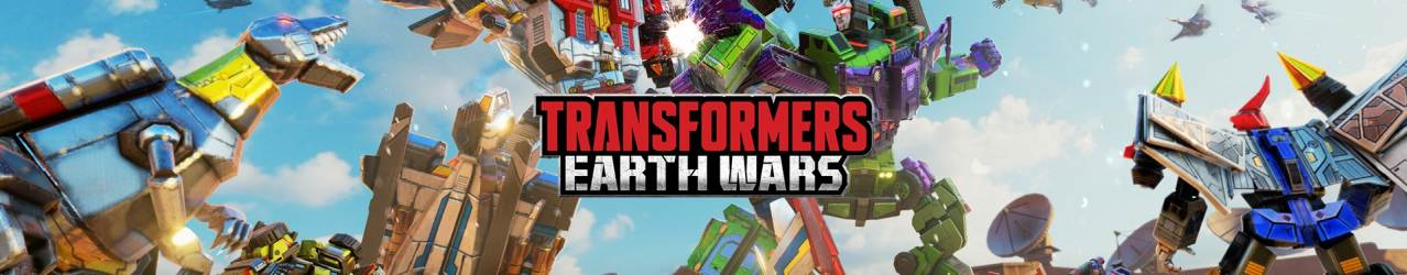 Earth Wars Combiner Wars Large Logo