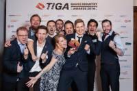 Space Ape Games Transformers Earth Wars TIGA Awards 2016