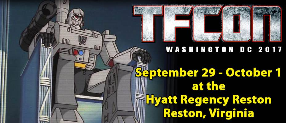 TFcon USA 2017 announced: September 29th to October 1st in Washington DC