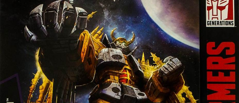 Platinum Edition Unicron Revealed