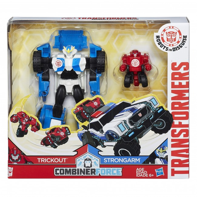 Strongarm and Trickout 01