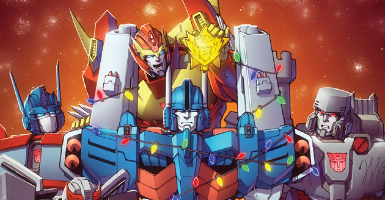 a personal recount on enjoying the transformers cartoon Don't listen to those other decepticons when they recount the where he was enjoying the prime and starscream kre-o transformers.