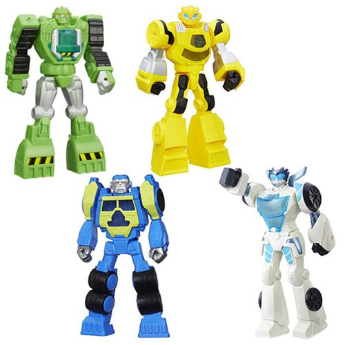 New Transformers Rescue Bots Flipracers And Epic Figures Revealed Transformers News Tfw2005