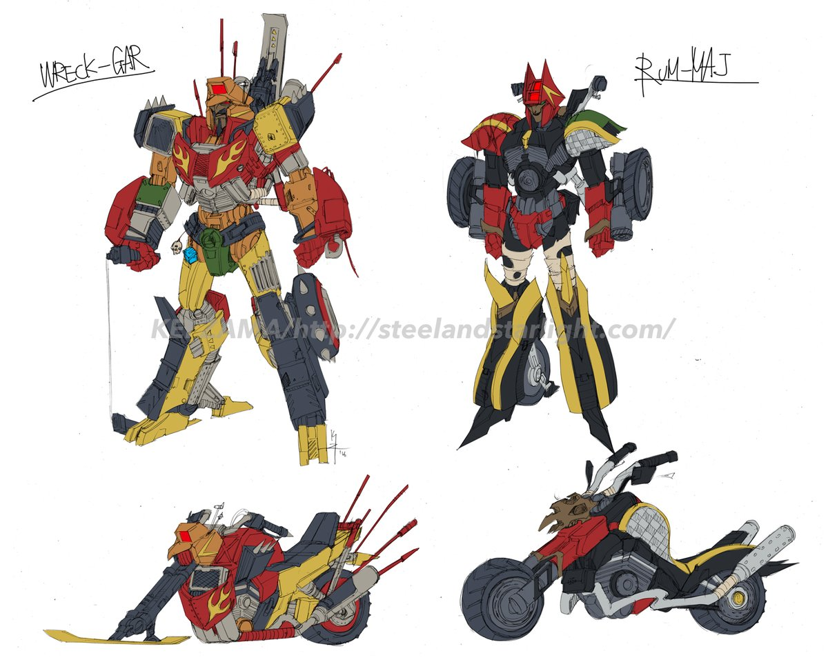 Junkion design for idw optimus prime transformers news - Optimus prime dessin ...