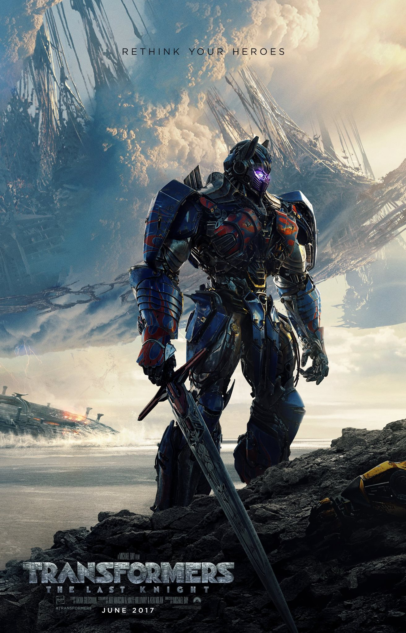 Kết quả hình ảnh cho transformer the last knight