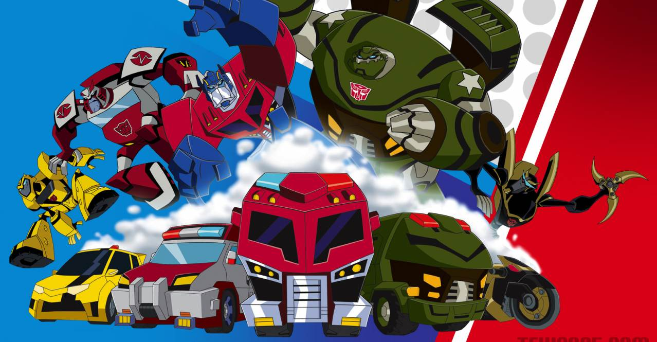 happy 10th birthday, transformers animated! - transformers news