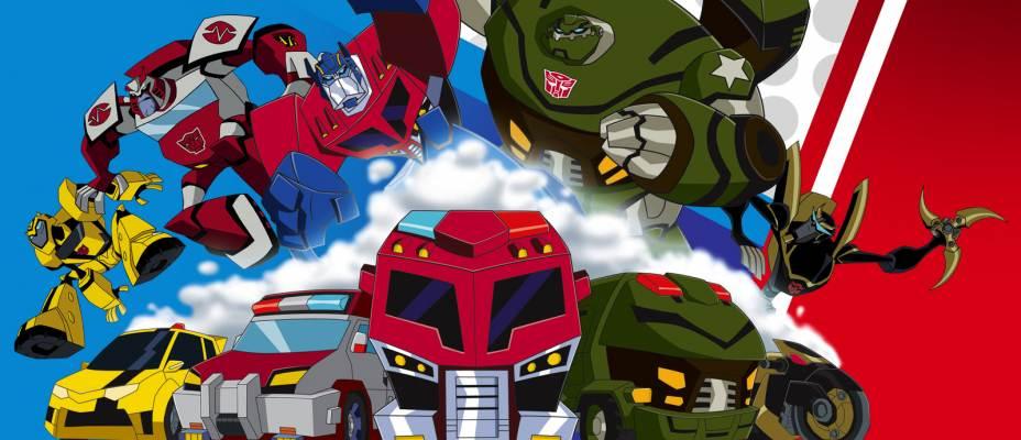 Happy 10th birthday, Transformers Animated!