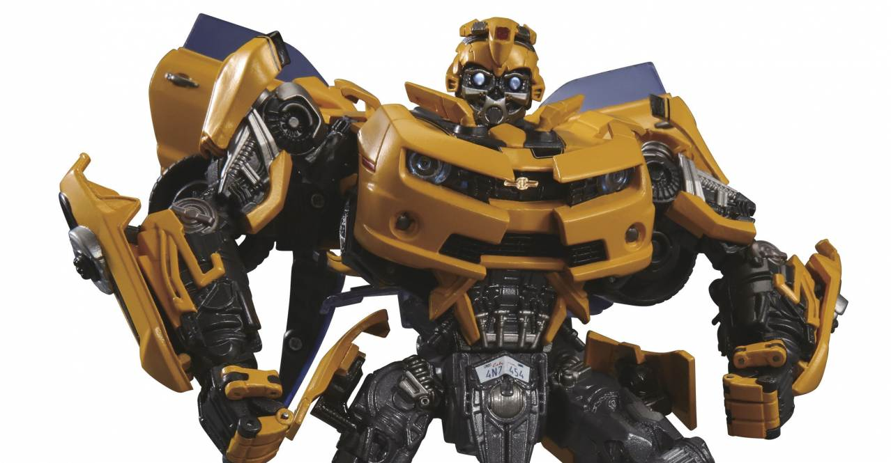 shadow spark optimus and masterpiece movie bumblebee