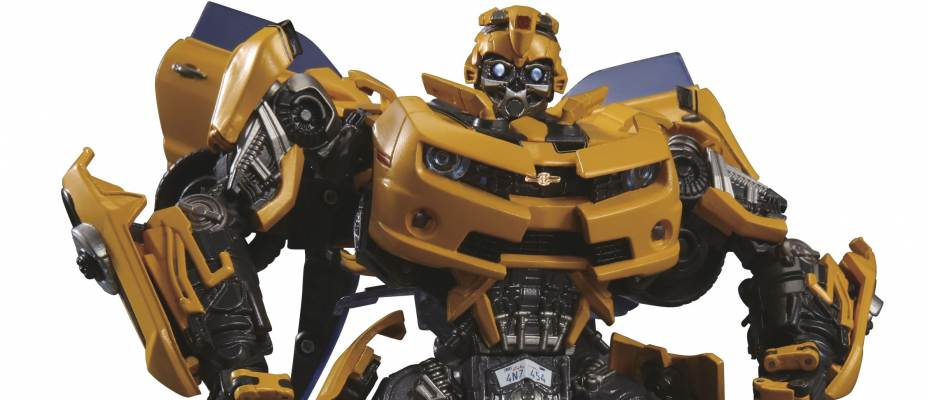Shadow Spark Optimus and Masterpiece Movie Bumblebee Official Images