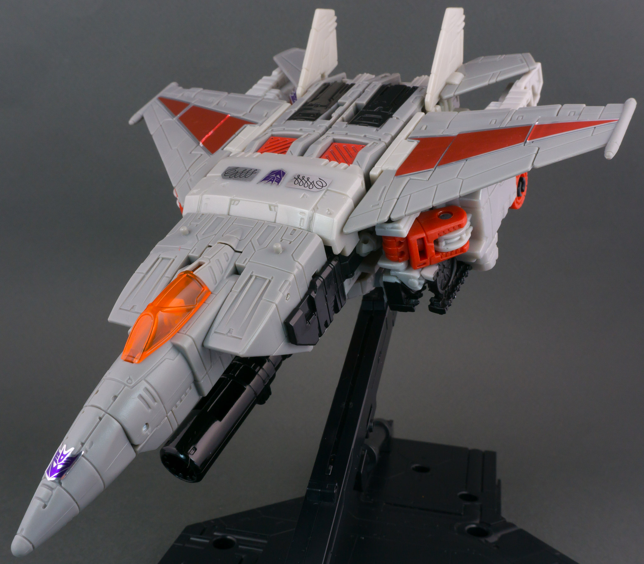 Tfw2005 U0026 39 S Titans Return Voyager Megatron Photoshoot