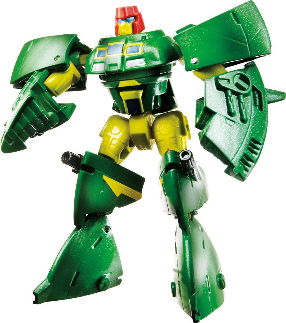 Cosmo Toy Robot New : Toy fair titans return official images continued