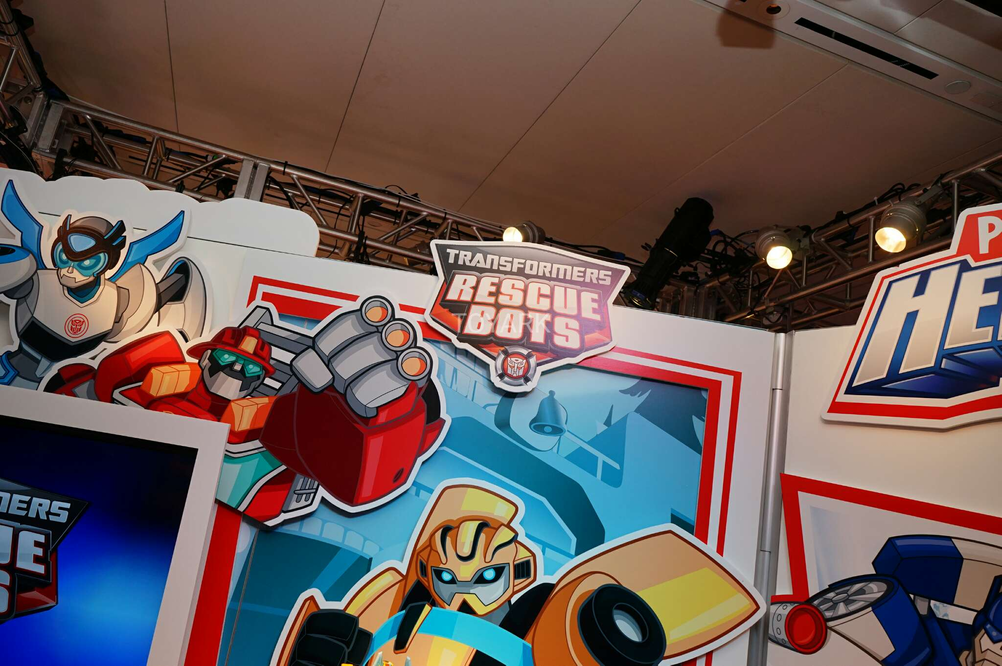fair rescue bots display images
